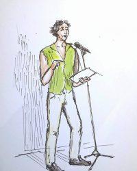 Рисунок Валерии Лосиковой