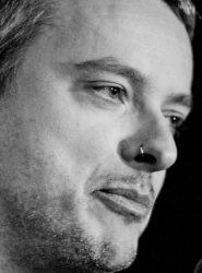 Поэт Александр Дельфинов (Фото: Роман Екимов)