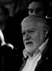 Среди публики - поэт Борис Шапиро (Фото: Роман Екимов)