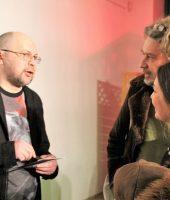 Алексей Иванов общается с читателями