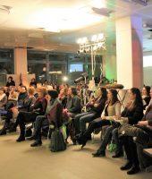 Публика на встрече с Алексеем Ивановым