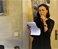 Поэт, прозаик Анаит Сагоян