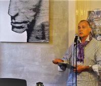 Поэт, художник Валерий Матэтский