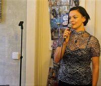 """Женя Маркова - поэт, редактор поэтической рубрики """"Берегов"""""""