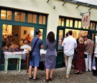 """Публика на вечере (Фото: """"Берлин.Берега"""")"""
