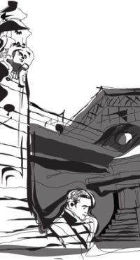 Иллюстрация из первого номера