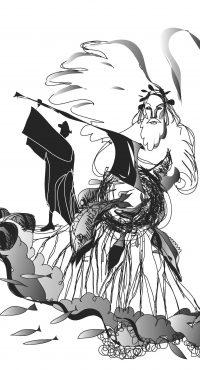 """Фридрих Горенштейн, """"Астрахань - чёрная икра"""""""